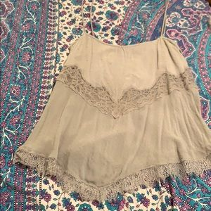 Whimsical Free People Cami